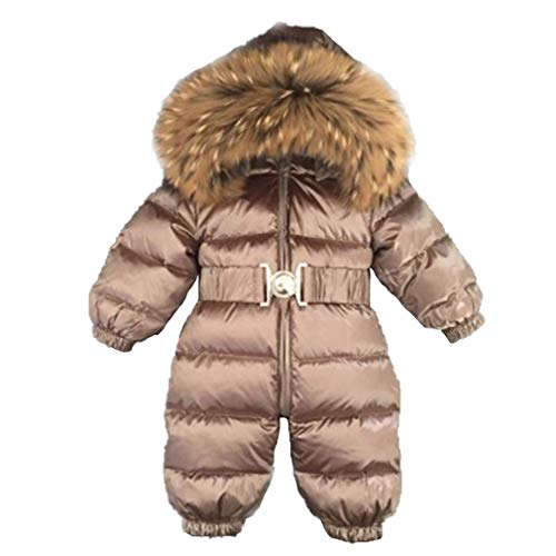 Krastal Baby Clothes Bodysuit Warm Winter Down Jackets