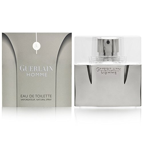 Guerlain Homme by Guerlain for Men. Eau De Toilette Spray