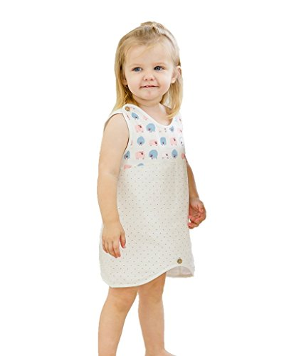 shieldgreen, Anti Radiation/EMF Shielding Unisex-Baby Sleeping Vest