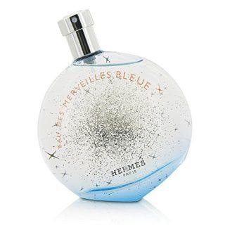 Hermes Hermes Eau Des Merveilles Bleue Eau De Toilette Spray for Women