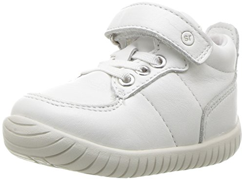 Stride Rite Baby SRTech Bailey Ankle Boot, White