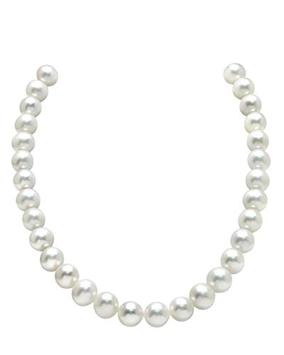 The Pearl Source 11-12mm AAA Quality Round White