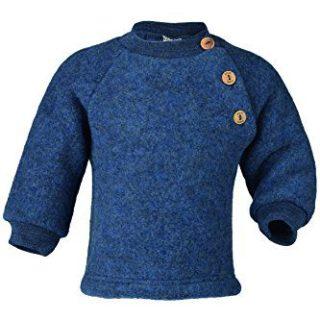Engel Sweater 100% Merino Wool Baby Newborn Organic Fleece
