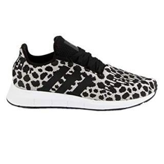 adidas Originals Women's Swift Run W Raw White/Core Black