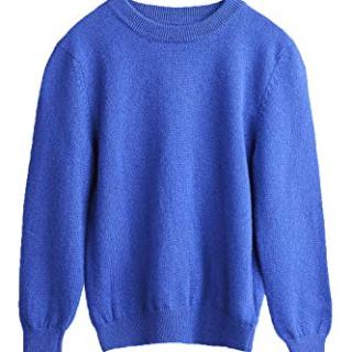 CHARIXI Baby Infant Boy's 100% Pure Cashmere Long Sleeve
