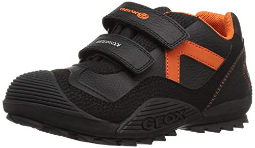 Geox Atreus Boy 1 Waterproof & Insulated Rugged Shoe Sneaker