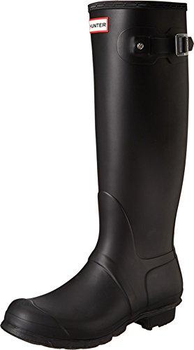 Hunter Women's Original Tall Black Rain Boots