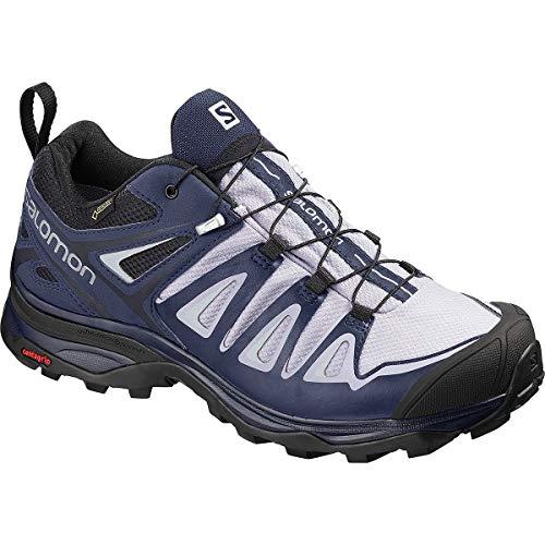Salomon Women's X Ultra 3 GTX Hiking Shoes, Languid Lavender