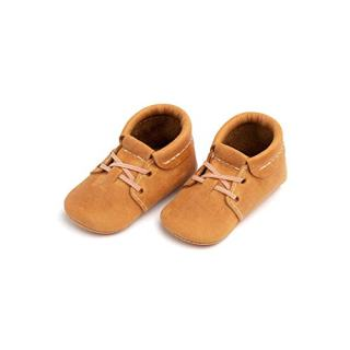 Freshly Picked - Soft Sole Leather Oxford Moccasins