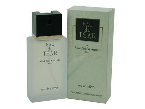 Eau De Tsar By Van Cleef & Arpels For Men. Eau De Toilette Spray