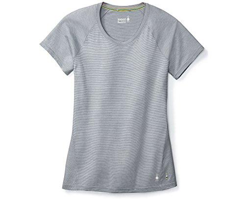 SmartWool Women's Merino Baselayer Pattern Short Sleeve