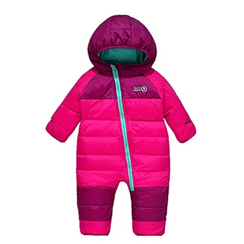 Digirlsor Baby Snowsuit Toddler Boy Girl Down Romper Jumpsuit