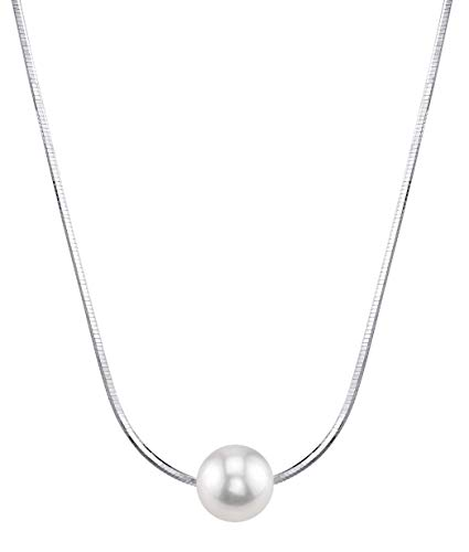 PEARL MOMENTS BY THE PEARL SOURCE 7-8mm AAAA Quality Round White