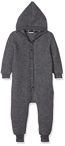 MIKK-Line - Melton Kids & Baby Wool Onepiece Suit & Hat Set