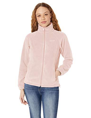 Columbia Women's Benton Springs Classic Fit Full Zip Soft Fleece Jacket