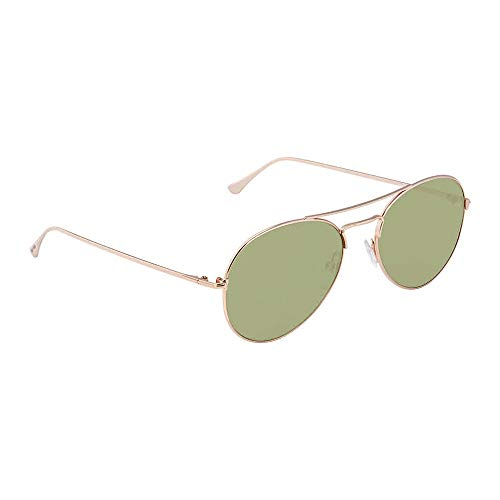 Sunglasses Tom Ford Ace- 02 28N shiny rose gold / green