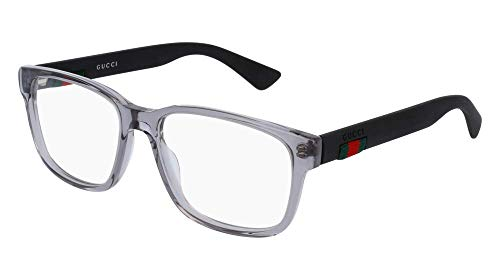 Gucci Eyeglasses - Grey/Black (007) - 55mm