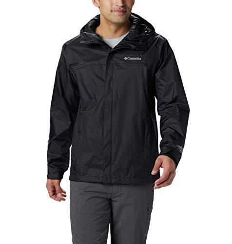 Columbia Men's Tall Size Watertight II Waterproof, Breathable Rain Jacket