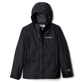 Columbia Girls' Big Arcadia Jacket, Black