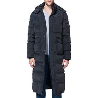 Tapasimme Men's Packaged Down Puffer Jacket