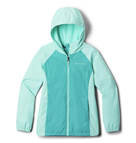 Columbia Girls' Big Endless Explorer Jacket, Geyser Heather