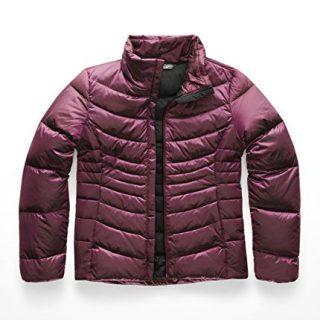 The North Face Women's Aconcagua Jacket II - Shiny Fig - S