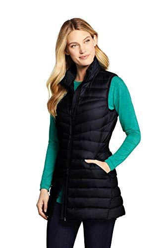 Lands' End Women's Ultralight Packable Down Vest