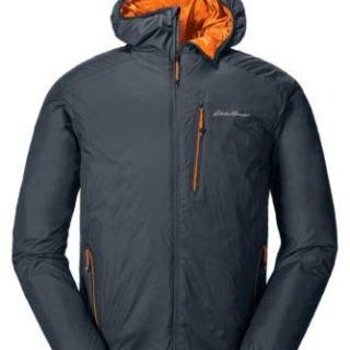 Eddie Bauer Men's EverTherm Down Hooded Jacket