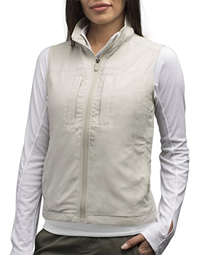 SCOTTeVEST Featherweight for Women - Lightweight Travel Vest