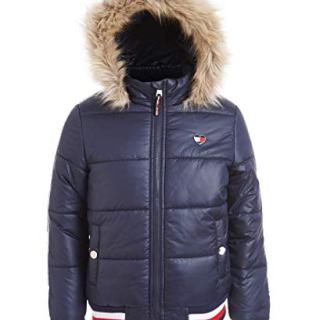 Tommy Hilfiger Big Girls' Quilted Puffer Jacket