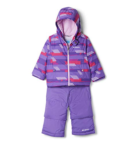 Columbia Kids' Toddler Frosty Slope Set, Grape Gum Strokes