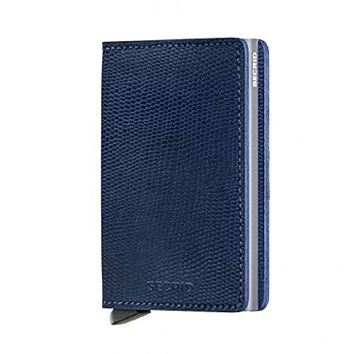 Secrid - Slim Wallet Genuine Leather RFID Safe Card Case
