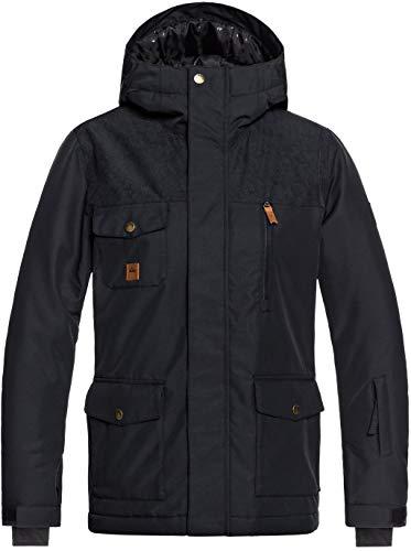 QUIKSILVER Boys' Big RAFT Youth 10K Snow Jacket