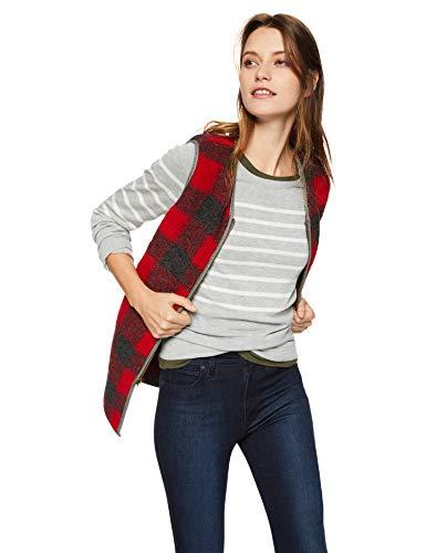 Woolrich Women's Chilly Days Long Wool Vest