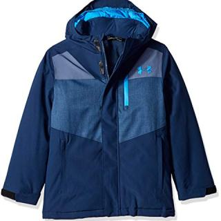 Under Armour Boys' Big Thunder Jacket, Academy