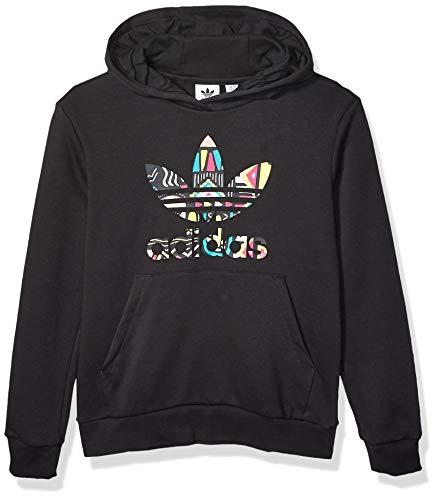 adidas Originals Kids' Big Juniors Hooded Sweatshirt