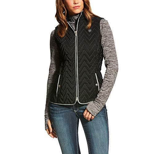 ARIAT Women's Ashley Vest Black Size Large