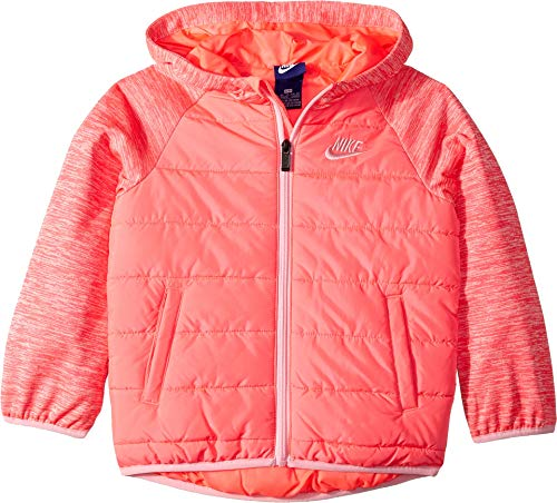 Nike Kids Girl's Therma Fleece Quilted Jacket