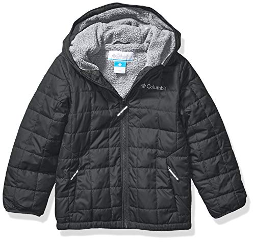 Columbia Boys' Big Rugged RidgeSherpa Lined Jacket