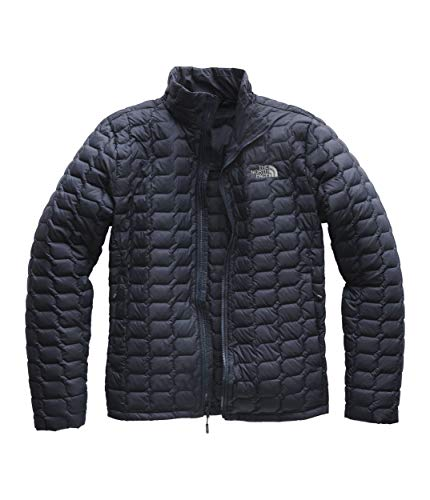 The North Face Men's Thermoball Jacket, Urban Navy Matte/Mid Grey
