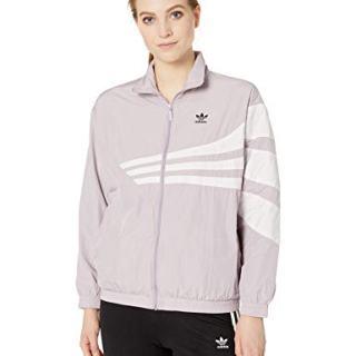 adidas Originals Women's Track Jacket, Soft Vision