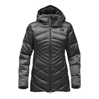 The North Face Women's Aconcagua Parka - Asphalt Grey - XS (Past Season)
