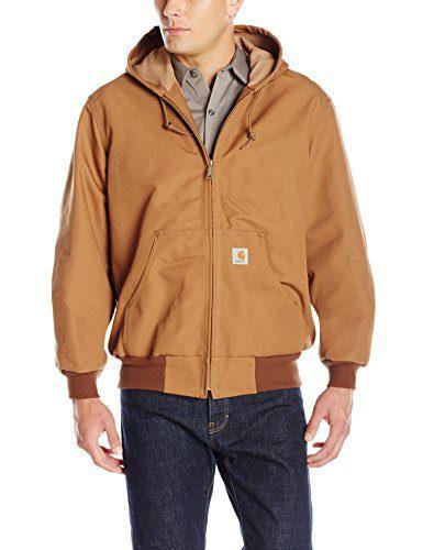 Carhartt Men's Thermal Lined Duck Active Jacket