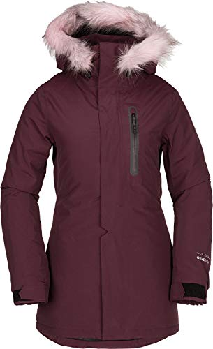 Volcom Women's Eva Insulated Gore-Tex Snow Jacket
