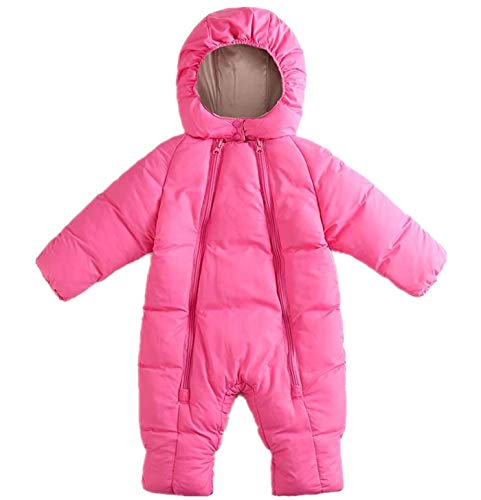 Ohrwurm Baby Hoodie Jacket Infant Newborn Jumpsuit Snow Suit