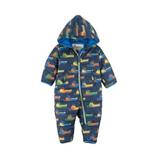 Hatley Baby Boys Mini Winter Bundler, Snowmobiles