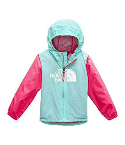 The North Face Toddler Flurry Wind Jacket, Mint Blue