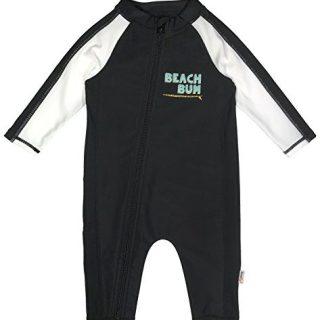 SwimZip Boy Long Sleeve Sunsuit UPF 50+ Protection