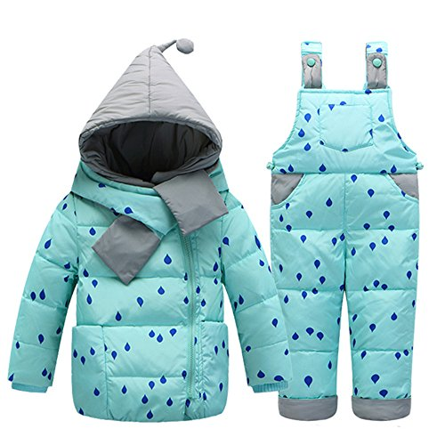 LJYH Baby Boys and Girls Parka Winter Coat Down Jacket