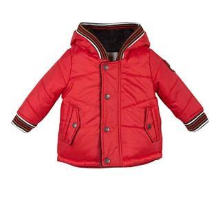 Catimini Red Coated Hooded Parka